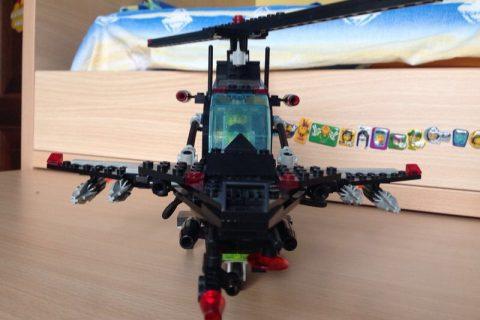 Lego Invention Elicopter Mangusta