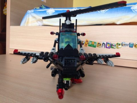 Lego Invention Elicopter Mangusta
