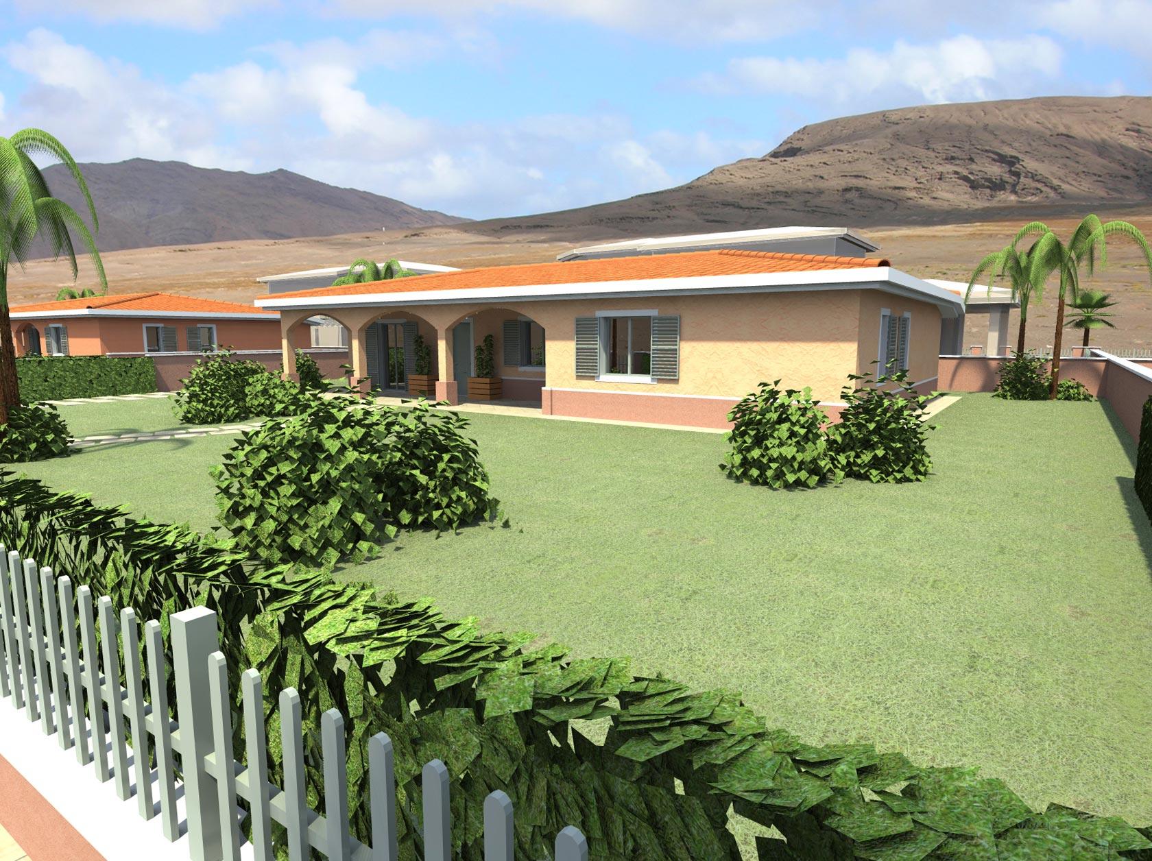 Cabo Verde progetto