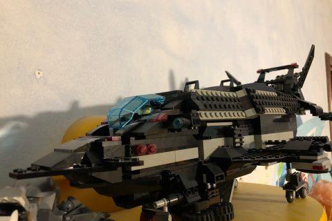 Lego Invention F16 Interceptor