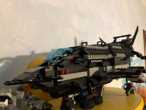 Lego Invention F16 Interceptor