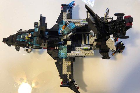 Lego Invention New F16 Interceptor