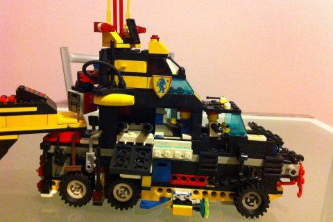 Lego Invention Tir