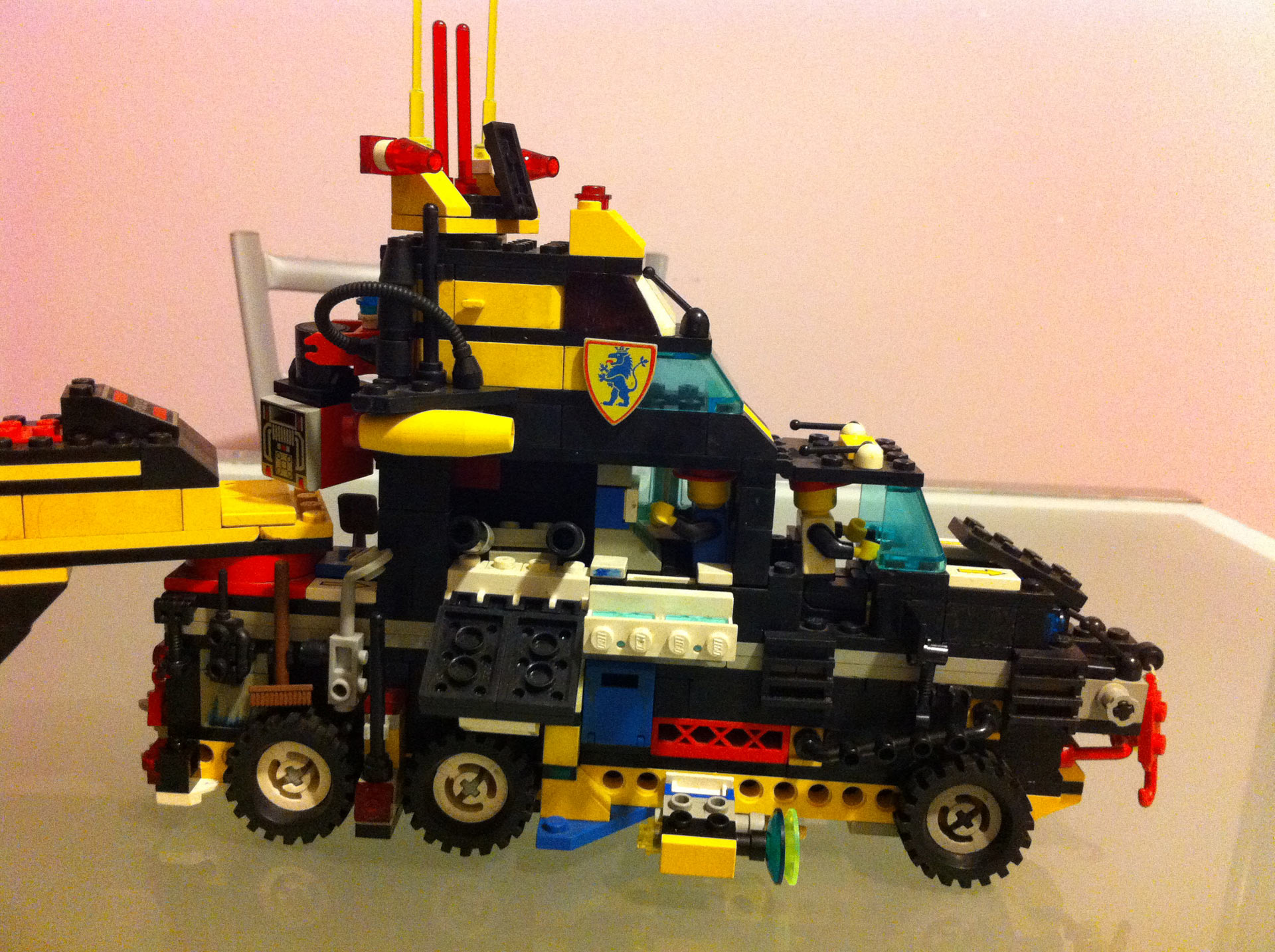 Lego Invention Tir