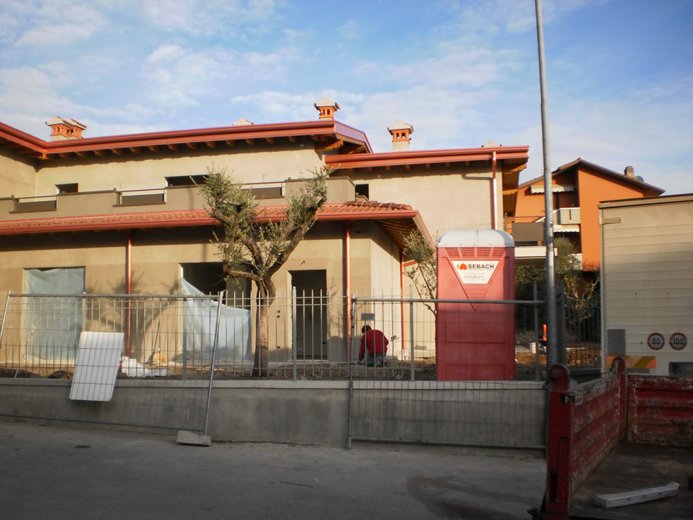 Complesso residenziale – Padenghe d_G