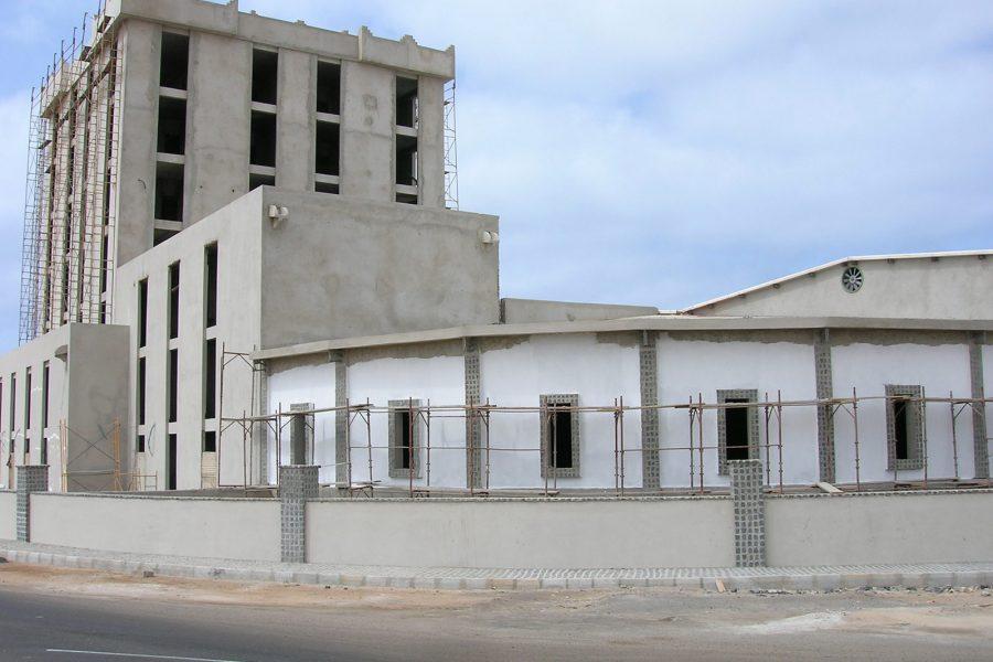 Cabo Verde – Centro polifunzionale santa Maria