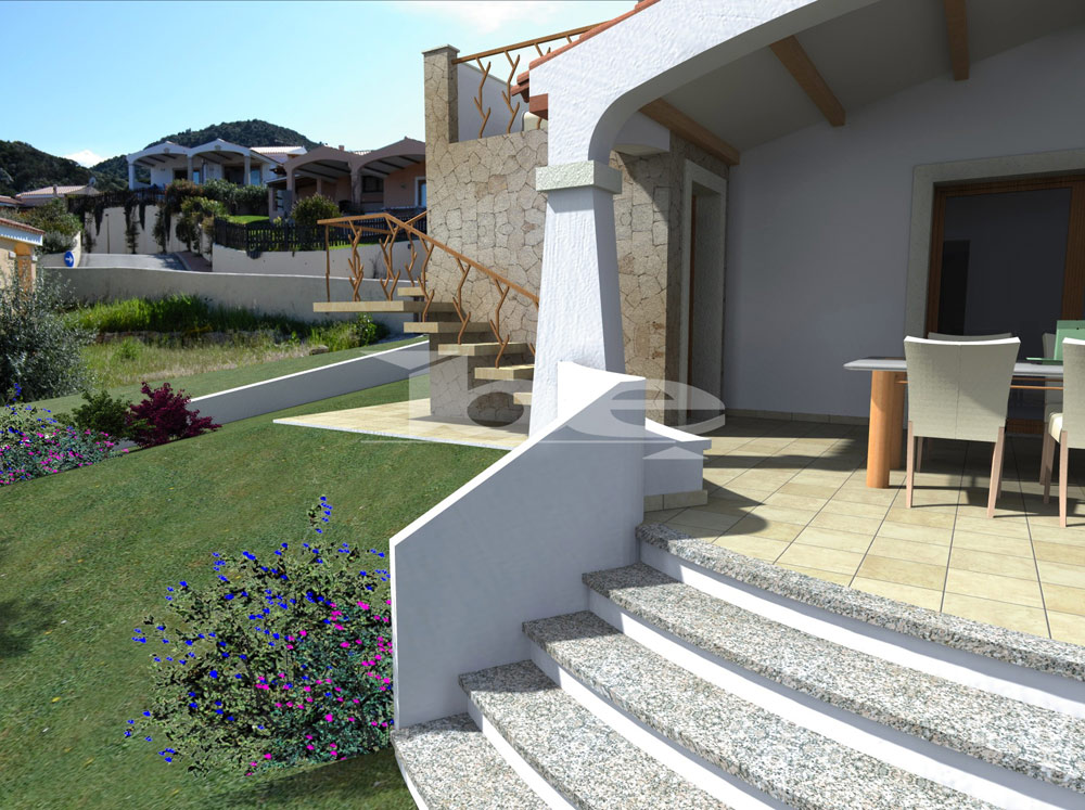 VIilla Gregori – Sardegna
